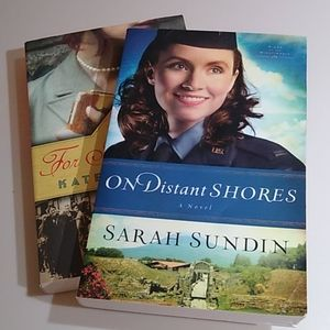 Two Historical Fiction Books